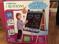 Artist Easel for 3-8 year old