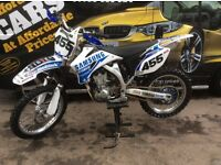 Yzf 450 stunning condition 2009 factory spec tune engine etc one off