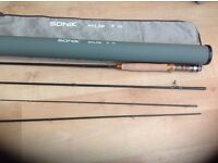 New sonik skyline fly rod