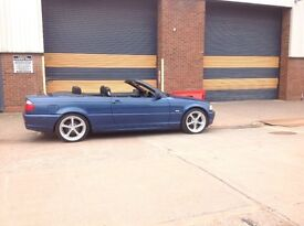 2003 BMW 318 CI CONVERTIBLE