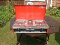 Tilley Talisman camping stove.