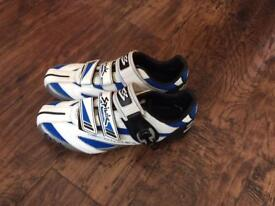 Spiuk men's road cycling shoes. Size 10.5, Uk 45