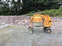 Benford Cement Mixer.