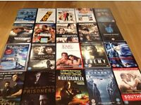 Jake Gyllenhaal DVD collection incl. Southpaw & Everest