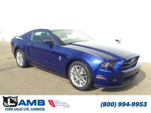 2013 Ford Mustang 3.7L 202A V6 Coupe Premium Automatic Shaker Au