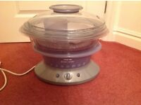 Plug in steamer tefal perfect condition £10 can deliver if local