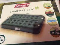 Coleman Double comfort bed