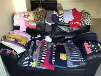 Massive Bundle of Girls Winter Clothes Aged 3-4 years