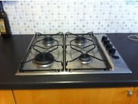 IKEA whirlpool electric oven and gas hob for sale