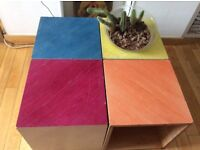 Bespoke, contemporary cubes-Free delivery
