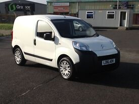 2016 CITROEN NEMO DIESEL. TOP OF THE RANGE ENTERPRISE MODEL WITH EVERY EXTRA AND ONLY 9000 MILES.