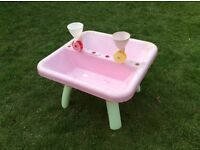 ELC water/sand tray including lid
