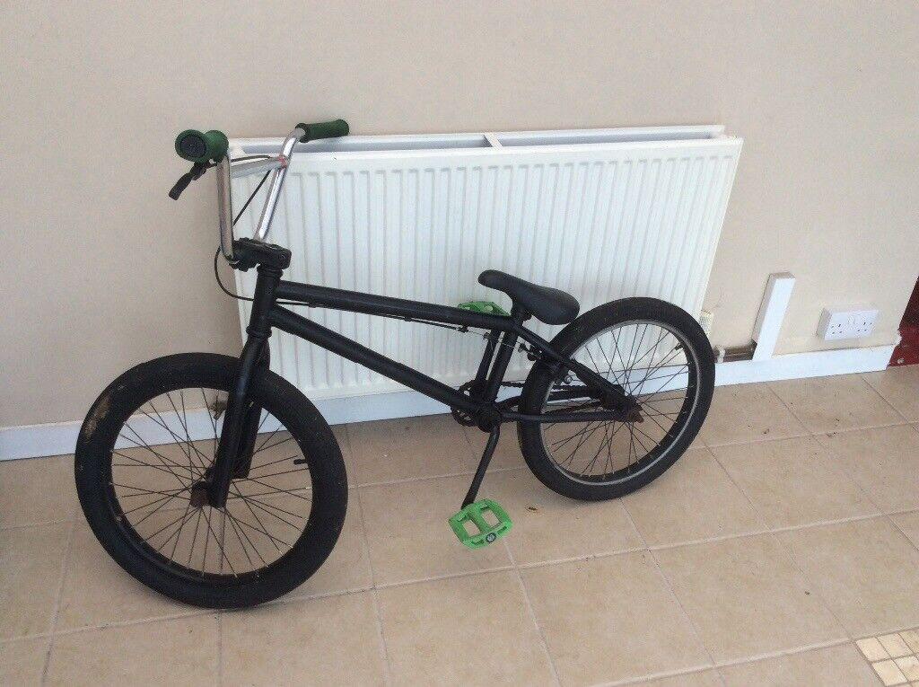 Free style bike