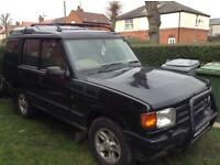 Landrover discovery 300 tdi Es