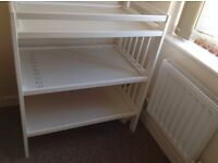 IKEA Gulliver changing table, good condition, £30, collection Hardwick