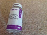 MyProtein women sleep beauty aid