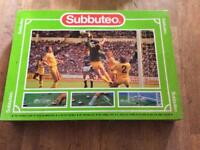 Subbuteo Arsenal V Luton Town 1983 League Cup Final Edition