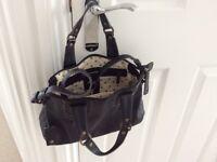 Genuine and original Radley handbag (black no.1)