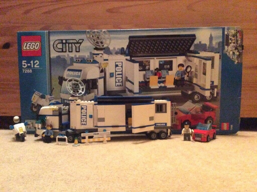 Lego City Police Mobile Police Unit 7288 In Southampton Hampshire