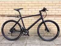"Cannondale Bad Boy Large 20"" Aluminium Hybrid Disc Brake Bike"