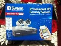 Nearly new swann cctv system needs a quick sales