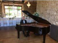 Pianist for weddings, events, etc.