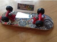 Skateboard age 6+ brand new in packaging