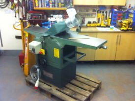 Sedgwick MB Planer Thicknesser, 3 Phase, Can Pallet