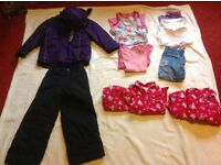 Girl's Clothes age 6-8