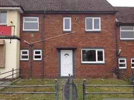 3 Bedroom House to Let in Bishop Auckland, DL14 Scotland