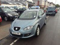2004 54 seat altea 16 stylance low miles frenchay park motors.