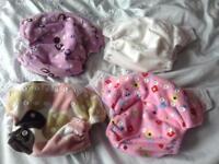 Fabric nappies