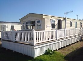 Static Caravan, ABI Arizona, 2 large bedrooms, 34ft x 12ft, Excellent Condition