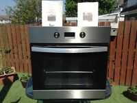Used Teka integrated oven.