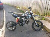 125cc crf50 pit bike