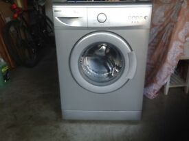 Beko washing machine in silver WM5 100S