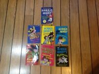 Horrid Henry books x 7