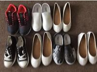 Girls or ladies shoes Brand new in boxes