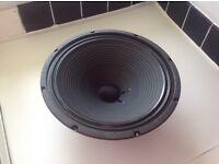 12 inch Fender Speaker