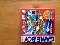 Boxed Wario Land Super Mario Land 3 Gameboy
