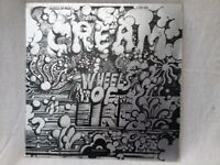 Cream Wheels of Fire vinyl LP in good original condition