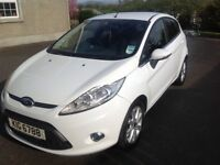 2009 Ford Fiesta Zetec 1.6 TDCI (will be sold with full mot)