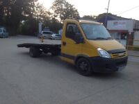 2008 Iveco Daily Recovery Truck 16ft Long Bed LWB Twin Axle MOT Until 02/2019 Drive Very Well £2950