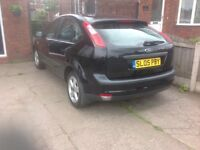 FORD FOCUS 1.6 ZETEC 80,000 mls