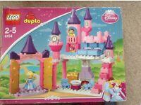 Lego duplo Disney princess Cinderella castle