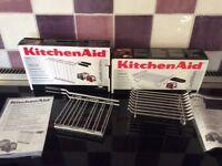 Kitchen aid toaster cage & bun warmer