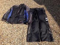 Motor cycle jacket