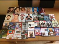 ***Job lot dvds and books*** £10