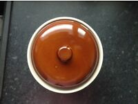 Earthenware Casserole