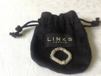 Links London sterling silver ring